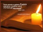 fuoco, santità